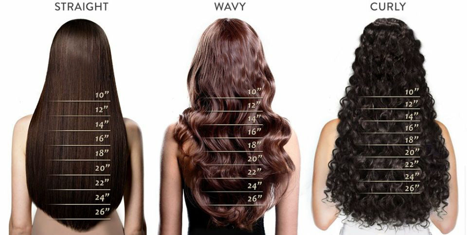 Choose hair length